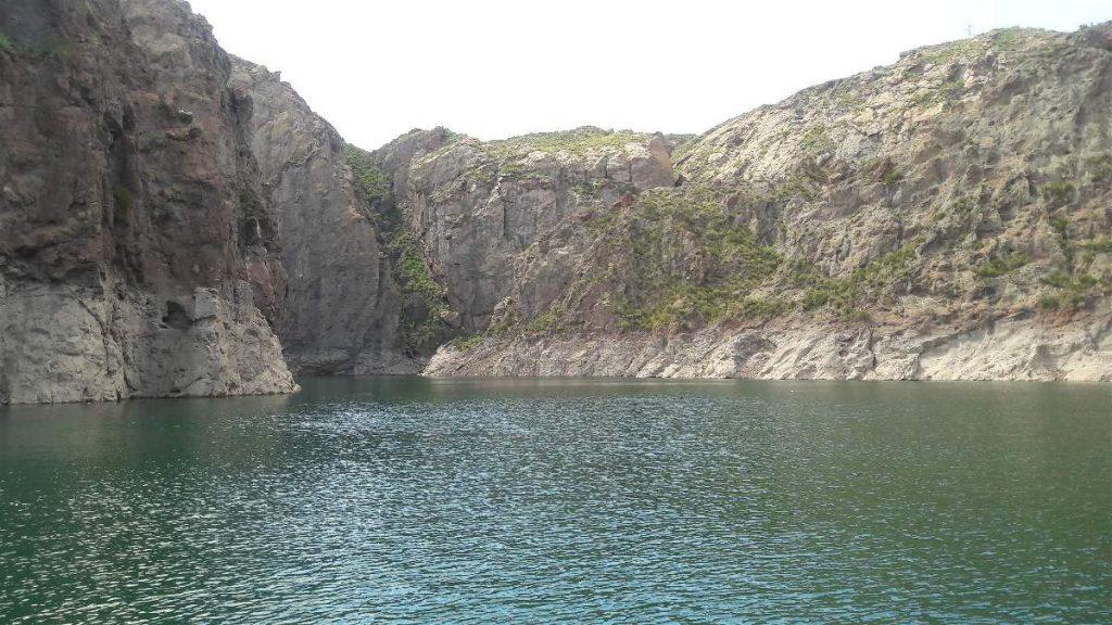 Cañón del Atuel Mendoza