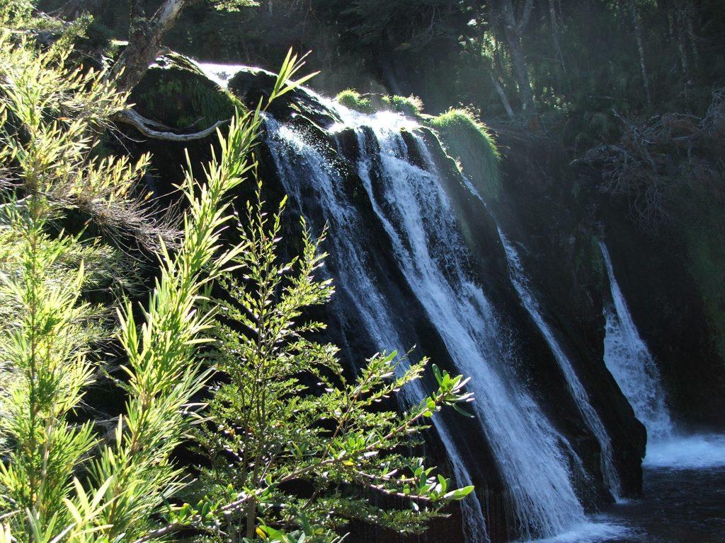 Cascada Ñivinco Neuquén
