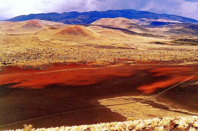 Reserva Natural Payunia - Mendoza