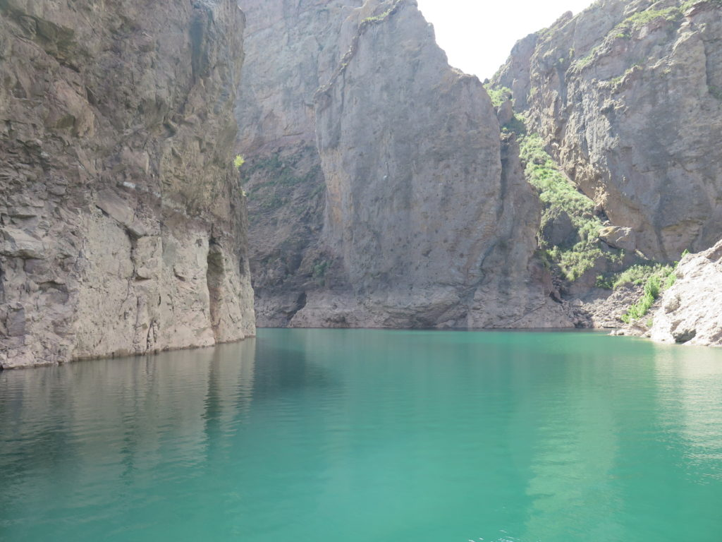 Foto del Cañón del Atuel