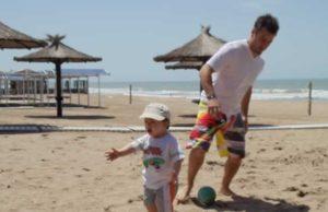 Honu Beach futbol