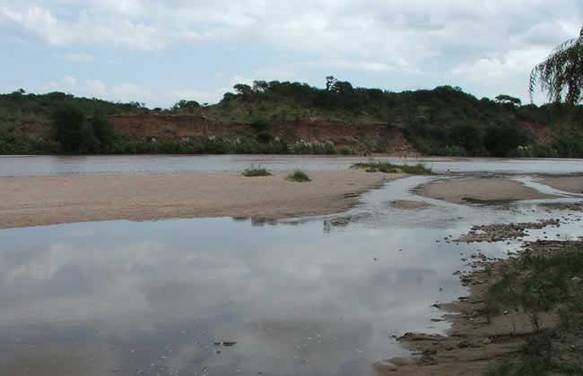 Río Los Sauces - Mina Clavero