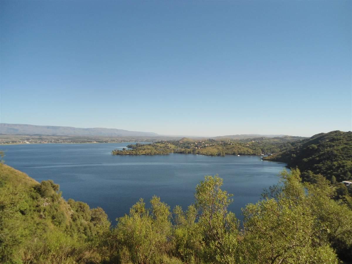 Lago Los Molinos Córdoba