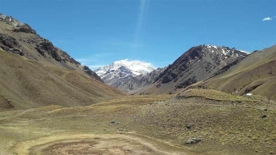 Parque Aconcagua Mendoza