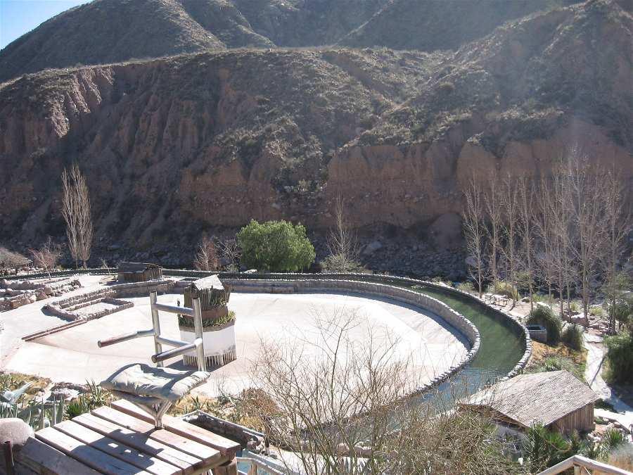 Cacheuta Mendoza