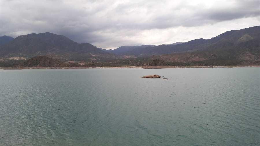 Lugares para visitar en Mendoza Embalse