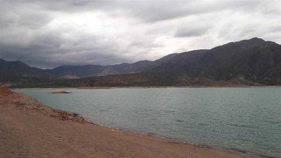 Embalse Potrerillos Mendoza 2