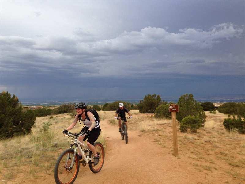 Mountain Bike Mendoza senderos